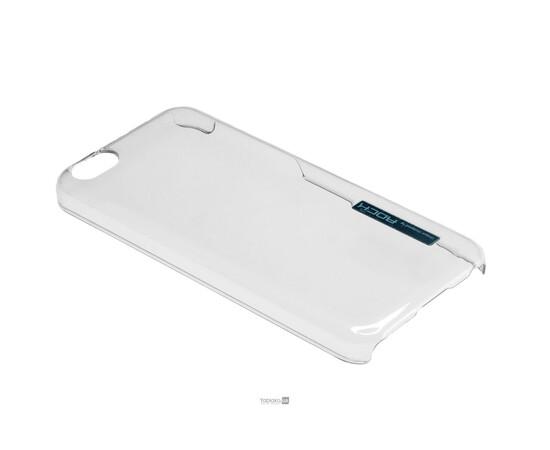Чехол для iPhone 5C ROCK Ethereal Shell Series Cover Case (Clear), фото , изображение 2