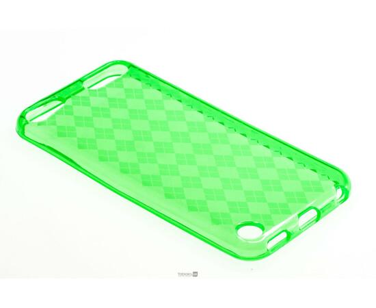 Чехол для iPod Touch 5G Evecase Solar Gel Flexible Cover Case (Green), фото , изображение 2