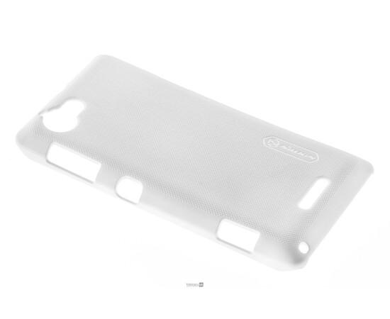 Чехол для Sony Xperia L Nillkin Super Shield (White), фото , изображение 2