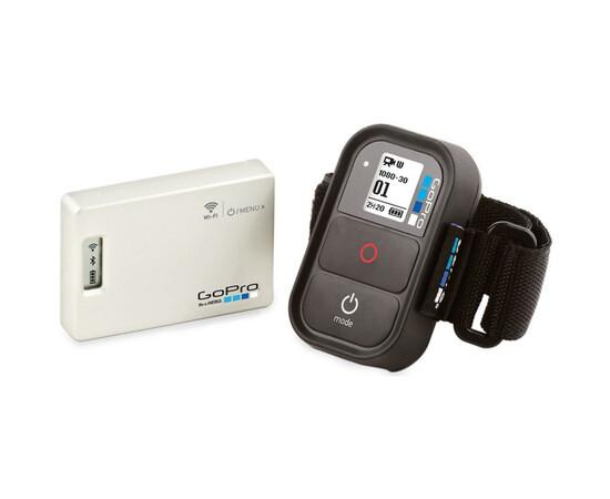 Набор GoPro Wi-Fi BacPac + Wi-Fi Remote Combo Kit (AWPAK-001), фото , изображение 2