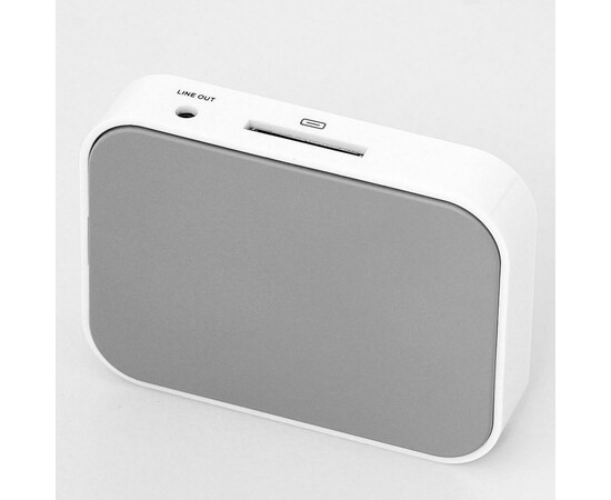 Док-станция для iPhone 4/4S- White, фото , изображение 2