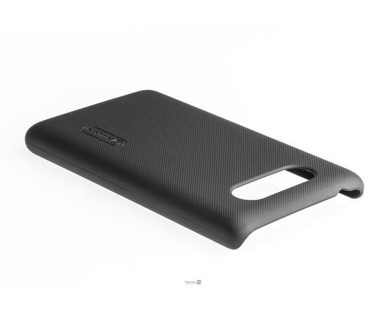 Чехол для Nokia Lumia 820 Nillkin Super Shield (Black), фото , изображение 2