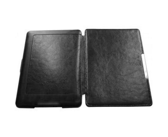 Чехол кожаный Leather Case for Amazon Kindle Paperwhite Black (KP30398), фото , изображение 2