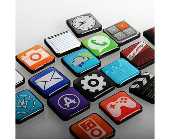 Магниты iPhone App Magnets, фото , изображение 2