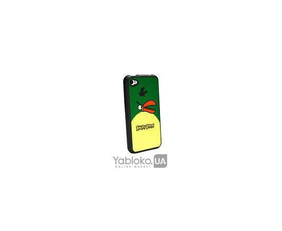 Чехол пластиковый Angry Birds для iPhone 4/4S, фото , изображение 2
