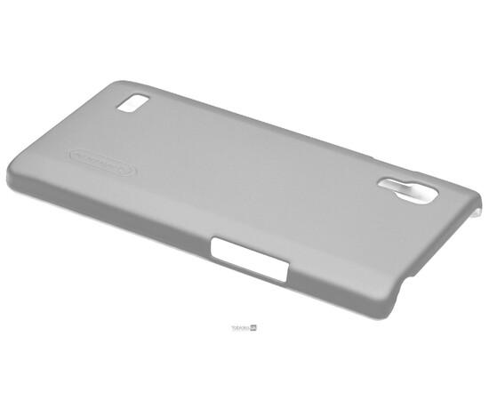 Чехол для LG Optimus L9 P769 Nillkin Super Shield (White), фото , изображение 2
