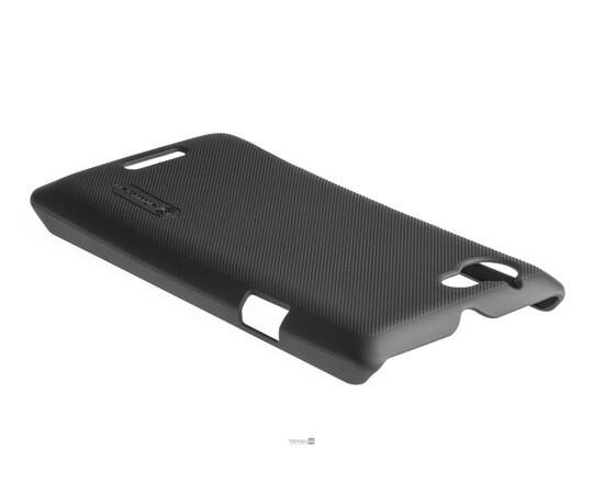 Чехол для Sony Xperia L Nillkin Super Shield (Black), фото , изображение 2