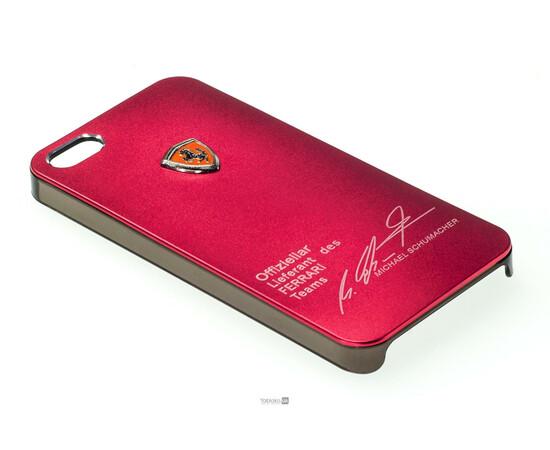 Чехол для iPhone 5/5S/SE ZepaCase Scuderia Ferrari (Red), фото , изображение 2