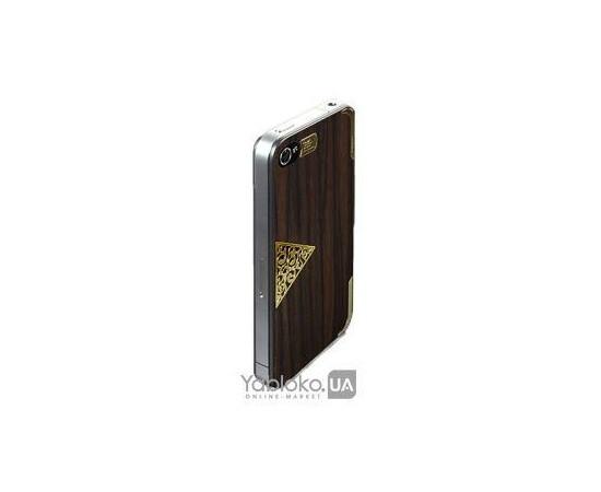 Декоративная наклейка для iPhone 4/4S SGP Skin Guard Set Series Metal Camagon SGP06916, фото , изображение 2