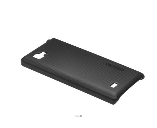 Чехол для LG Optimus 4X HD P880 Nillkin Super Shield (Black), фото , изображение 2