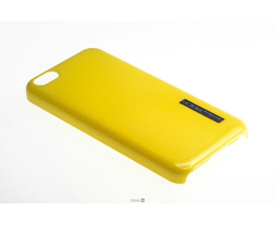 Чехол для iPhone 5C ROCK Ethereal Shell Series Cover Case (Yellow), фото , изображение 2