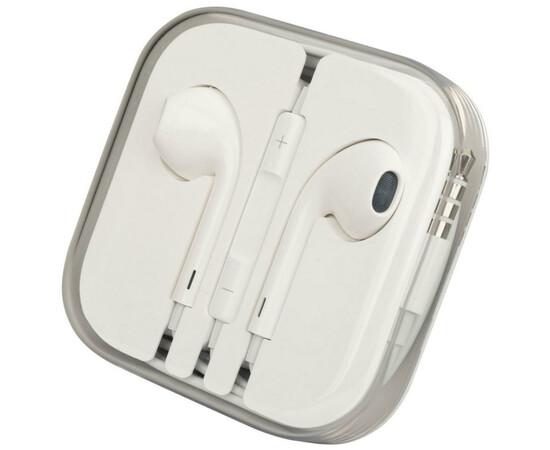 Наушники-гарнитура The New Apple Earpods with Remote and Mic (MD827) вид в футляре