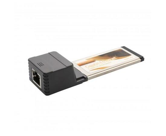 Адаптер Realtek RTL8111 ExpressCard 1000Mbps Network Ethernet Port, фото