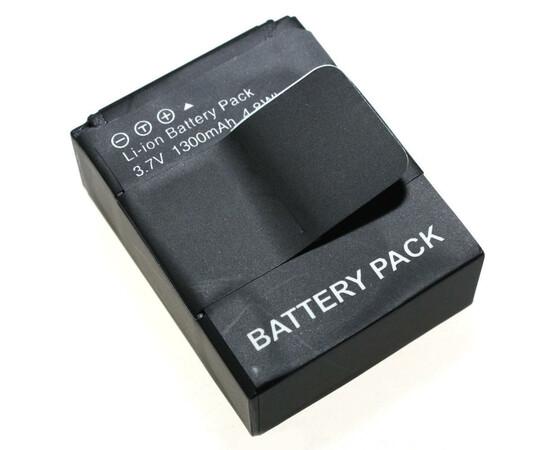 Аккумулятор для GoPro HERO Rechargeable Li-Ion 1300 mAh, фото