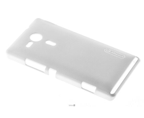 Чехол для Sony Xperia SP Nillkin Super Shield (White), фото , изображение 2
