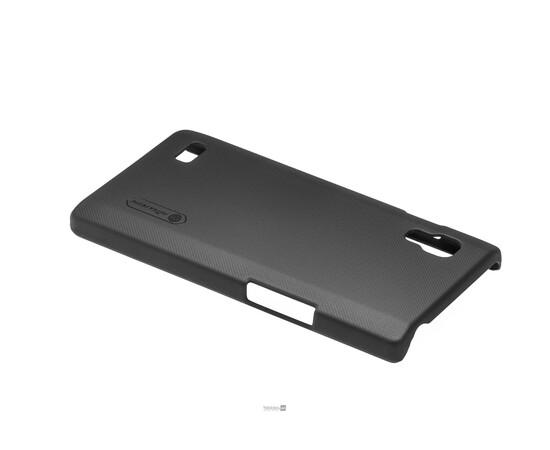 Чехол для LG Optimus L9 P769 Nillkin Super Shield (Black), фото , изображение 2