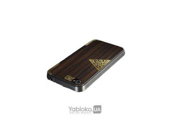 Декоративная наклейка для iPhone 4/4S SGP Skin Guard Set Series Metal Camagon SGP06916, фото , изображение 3