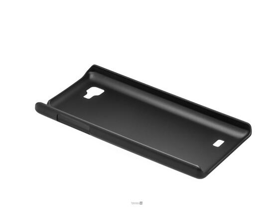 Чехол для LG Optimus 4X HD P880 Nillkin Super Shield (Black), фото , изображение 3