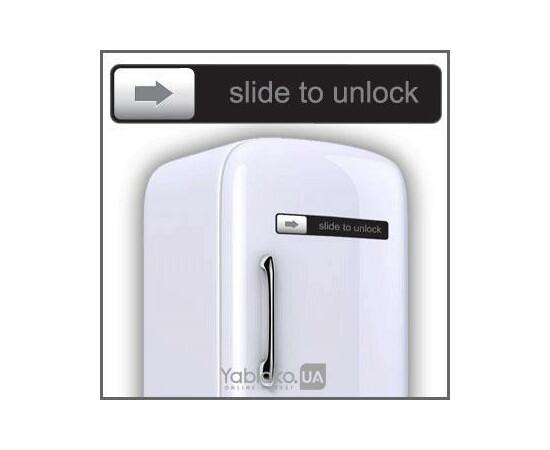 """Магнитная лента Big Mouth Toys Measures 3""""х17"""" (Slide To Unlock Magnet), фото , изображение 3"""