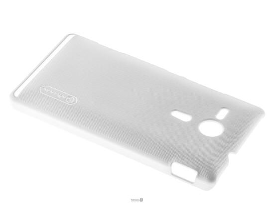 Чехол для Sony Xperia SP Nillkin Super Shield (White), фото , изображение 3