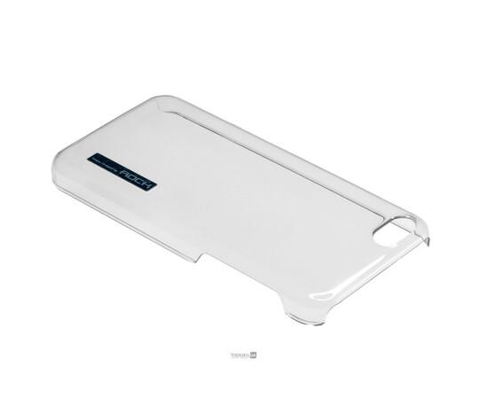 Чехол для iPhone 5C ROCK Ethereal Shell Series Cover Case (Clear), фото , изображение 3