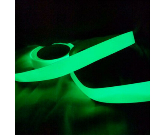 Люминесцентная пленка для  iPhone 4/4S Luminescent Film green, фото , изображение 3