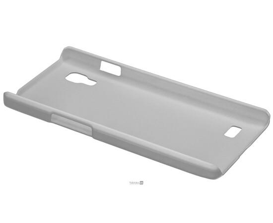 Чехол для LG Optimus L9 P769 Nillkin Super Shield (White), фото , изображение 3