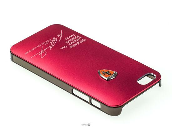 Чехол для iPhone 5/5S/SE ZepaCase Scuderia Ferrari (Red), фото , изображение 3