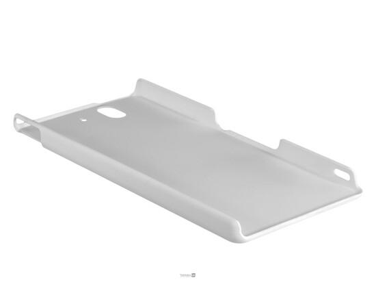 Чехол для Sony Xperia Z Nillkin Super Shield (White), фото , изображение 3