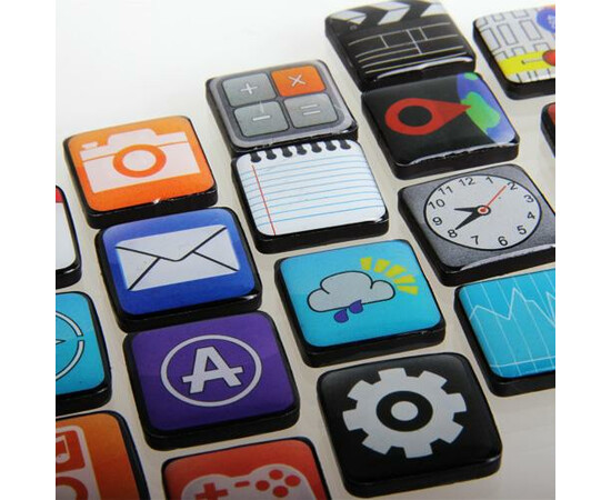 Магниты iPhone App Magnets, фото , изображение 3