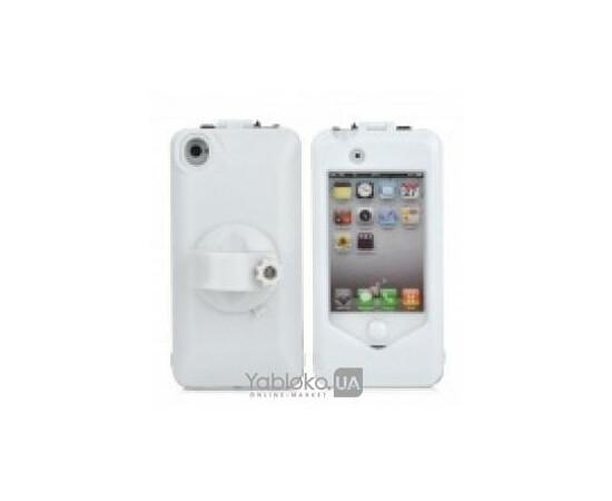 Велосипедный чехол-держатель для iPhone 4/4S Glory (White), фото , изображение 3