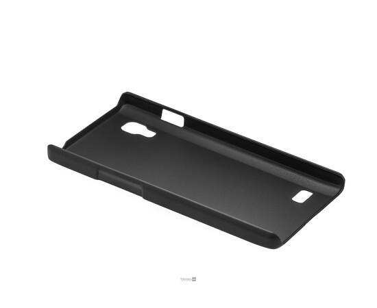Чехол для LG Optimus L9 P769 Nillkin Super Shield (Black), фото , изображение 3