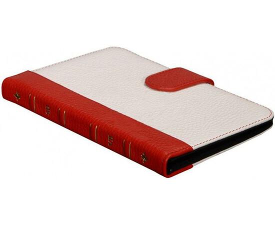Обложка кожаная для электронной книги SB1995 BookCase (Blood & Milk), фото , изображение 3