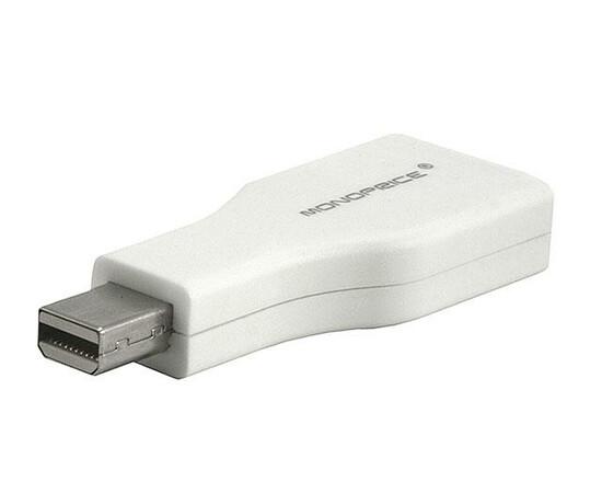 Переходник C Thunderbolt/Mini DisplayPort на DisplayPort Adapter, фото , изображение 3