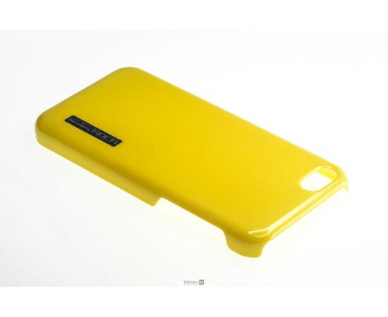 Чехол для iPhone 5C ROCK Ethereal Shell Series Cover Case (Yellow), фото , изображение 3