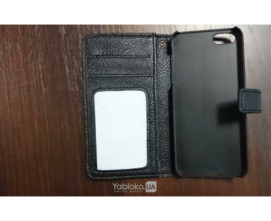 Чехол для iPhone 5/5S/SE Yiping Book cover (Black), фото , изображение 3