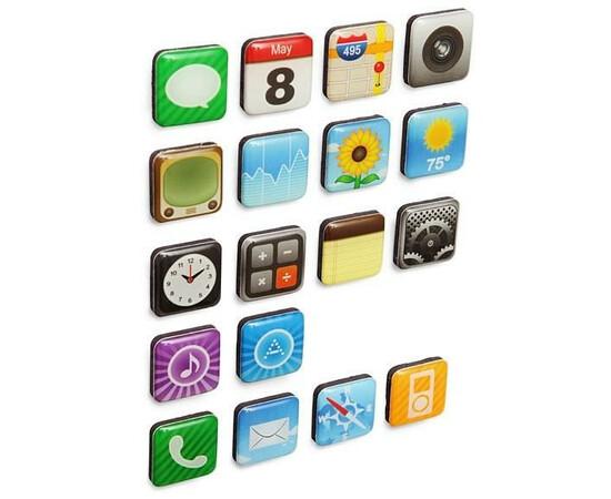Магниты iPhone App Magnets, фото , изображение 4