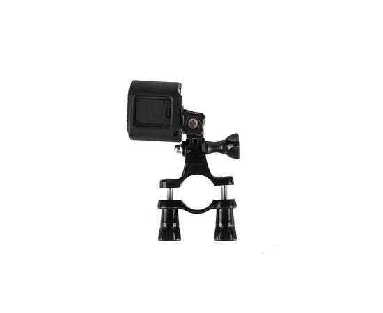Крепление на раму велосипеда для камеры GoPro Handlebar Seatpost Mount (GRH30), фото , изображение 4