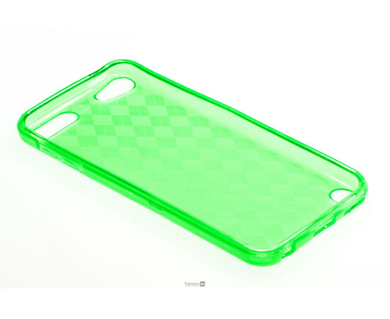 Чехол для iPod Touch 5G Evecase Solar Gel Flexible Cover Case (Green), фото , изображение 4