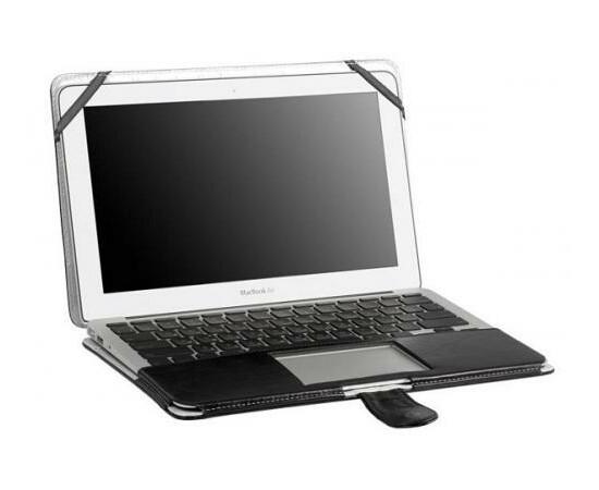 "Чехол Teemmeet для MacBook Air 11"" (Black), фото , изображение 3"