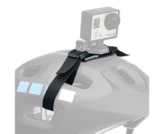 Крепление на шлем для камеры GoPro Vented Helmet Strap Mount (GVHS30), фото , изображение 4