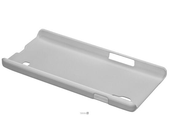 Чехол для LG Optimus L9 P769 Nillkin Super Shield (White), фото , изображение 4