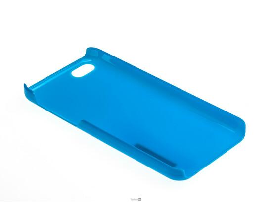 Чехол для iPhone 5C ROCK ethereal shell series Cover Case (Blue), фото , изображение 4