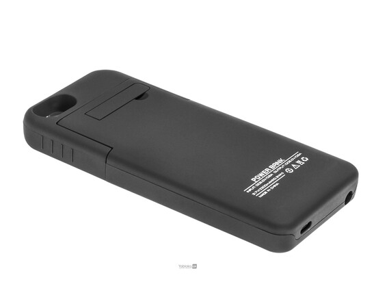 Чехол-аккумулятор для iPhone 5/5S/SE i-Blason Battery case (Black), фото , изображение 4