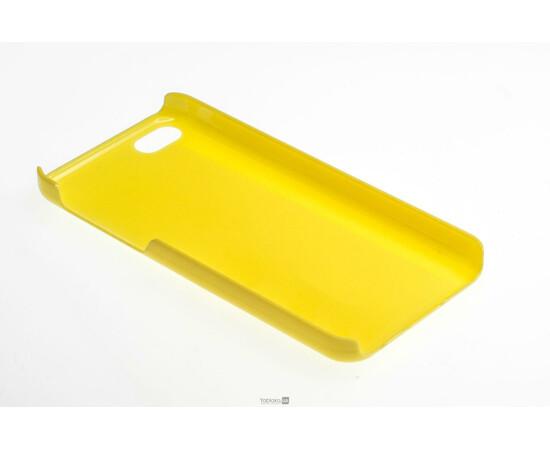 Чехол для iPhone 5C ROCK Ethereal Shell Series Cover Case (Yellow), фото , изображение 4