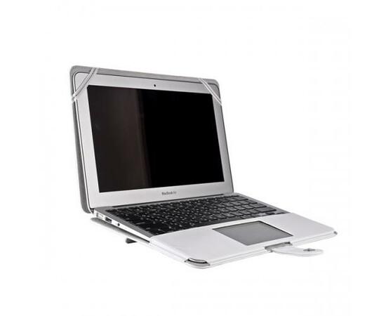 "Чехол Teemmeet для MacBook Air 11"" (White), фото , изображение 3"