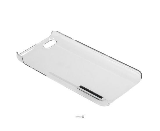 Чехол для iPhone 5C ROCK Ethereal Shell Series Cover Case (Clear), фото , изображение 4