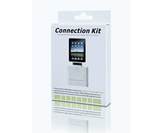 Переходник для iPad Connection kit 5+1 in 1(White) вид коробки