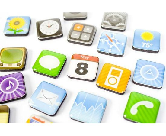Магниты iPhone App Magnets, фото , изображение 5