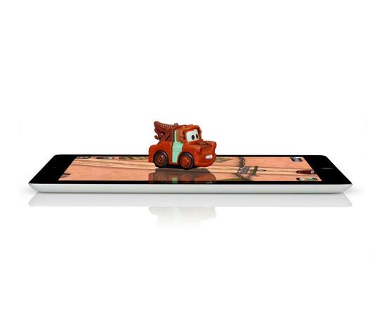 Машинки для iPad Disney Pixar Cars 2 AppMATes -(Mater+Finn)  Spin Master (2 Car), фото , изображение 5